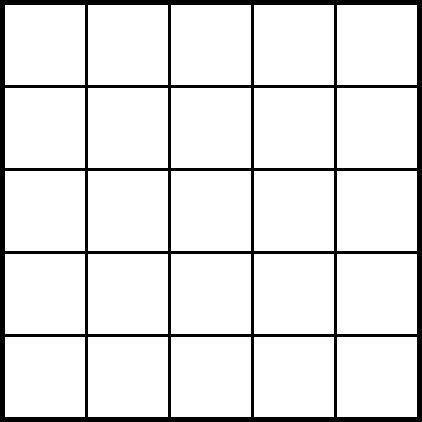 printable graph paper with large squares pandigital squares by oyler 171 listen with others
