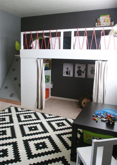 diy toddler loft bed remodelaholic 15 amazing diy loft beds for kids