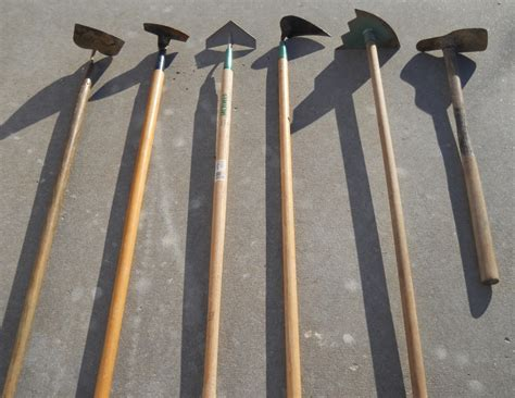 different types of hoes for gardening garden musings hoe hoe hoe