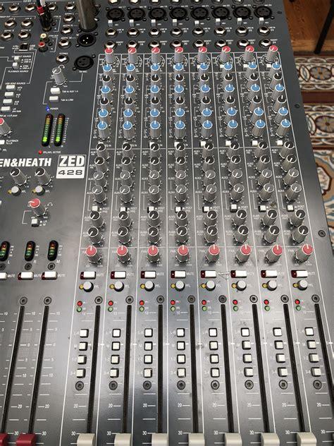 Mixer Allen Heath Zed 428 allen heath zed 428 image 2037086 audiofanzine