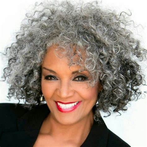 young black women with gray hair styles best 20 gray hairstyles ideas on pinterest short gray