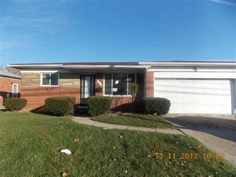 13163 12 mile rd warren michigan 48088 reo home details