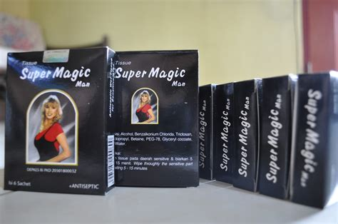 Tissue Magic mb111 inovative product magic power tissue for
