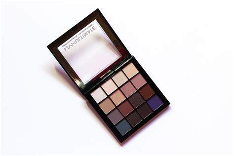 Nyx Ultimate emptyfloor nyx cosmetics ultimate cool neutrals shadow