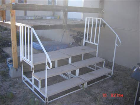 home photos mobile home steps