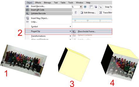 cara membuat gambar tulisan 3d cara membuat tulisan dan box efek 3d dengan corel draw