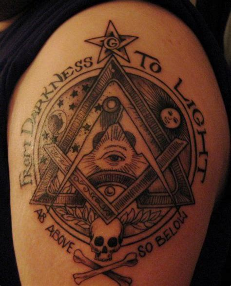 mason tattoos masonic designs search masonic