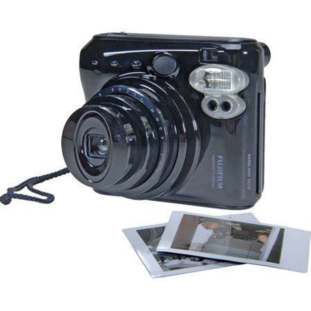 Fujifilm Instax Mini 50s Black fujifilm instax mini 50s instant print piano black