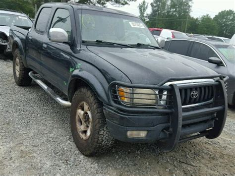 Toyota Tacoma Prerunner For Sale 2004 Toyota Tacoma Prerunner For Sale At Copart Loganville