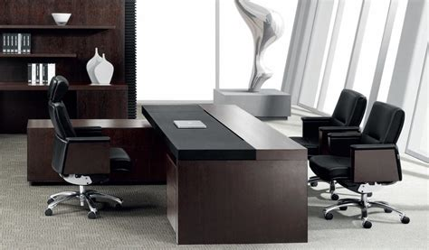 best tables best leading office table in leather wood s cabin
