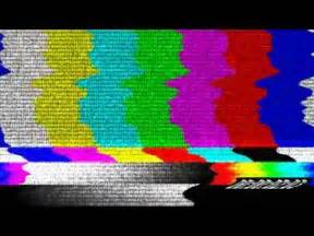 tv colors tv color bars distorted with static and timecode