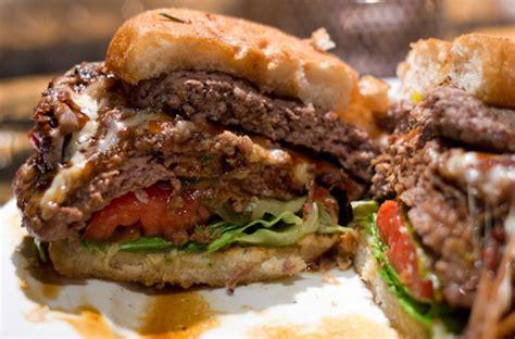 hash house san diego san diego towering stuffed burgers at hash house a go go serious eats