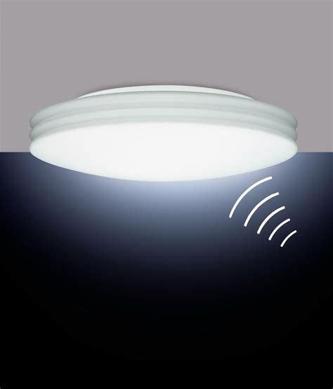 designer ceiling mount motion sensor light rs 105 l from