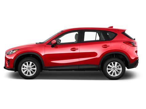 mazda modellen 2016 image 2016 mazda cx 5 fwd 4 door auto sport side exterior