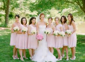 light pink bridesmaid dresses light pink bridesmaid dresses flattering to almost every