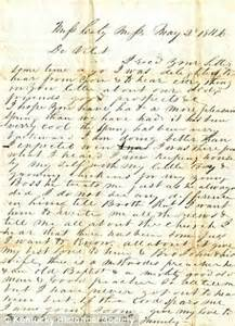 letters in the alphabet dear uncles i am free fascinating 19th century letters 1459
