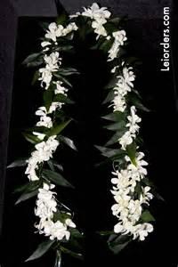 White Flower Lei - hawaiian leis shipped fresh guaranteed hawaiian leis for