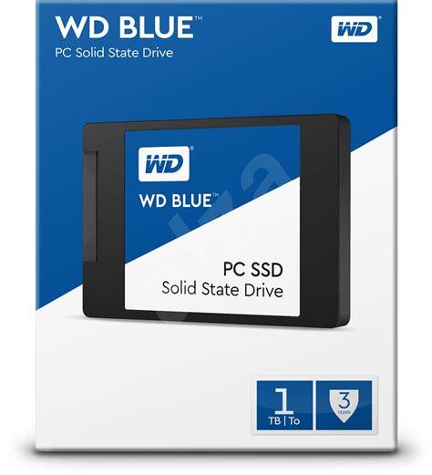 Wd Blue Ssd 2 5 500gb Sata Biru western digital blue pc ssd 1tb 2 5 quot ssd disk alza de