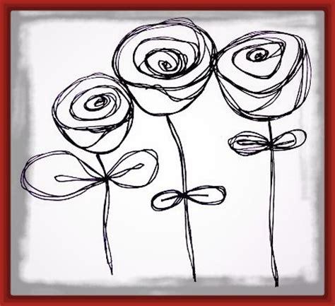 imagenes de rosas sencillas para dibujar imagenes de rosas dibujadas a lapiz archivos imagenes de