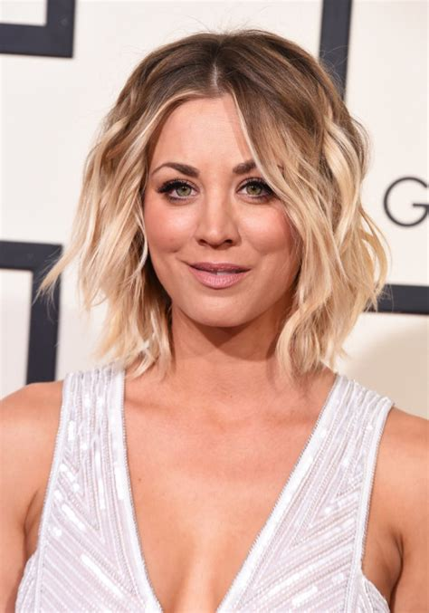 what technique is used on kaley hair grammys 2016 kaley cuoco hair deepa berar