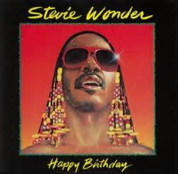 歌詞和訳 stevie wonder happy birthday