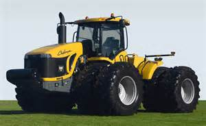 Challenger tractor