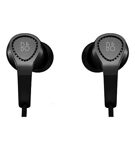 Olufsen B O Play H3 Earphone b o play by olufsen h3 in ear headphones with mic and remote selfridges