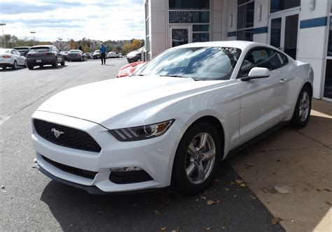 2015 ford mustang base 2015 ford mustang v6 start up tour and in depth review