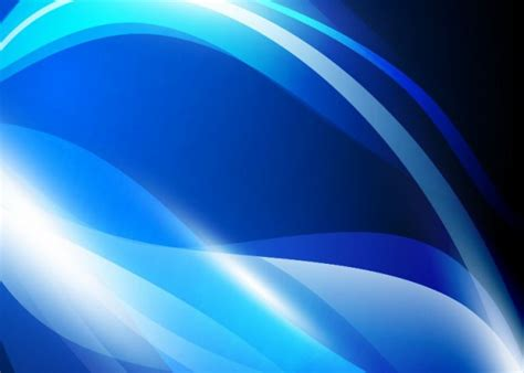 imagenes abstractas color azul resumen de vectores de ondas de color azul gr 225 fico de