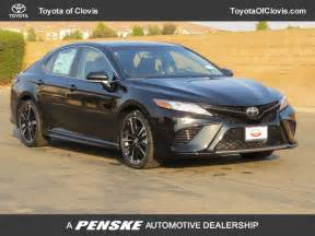 2018 new toyota camry xse automatic at toyota of clovis