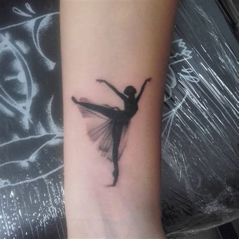 40 wonderful ballerina amp dancer tattoo designs tattooblend