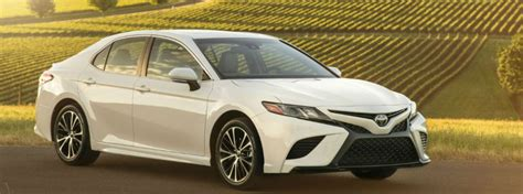 How Much Is A Toyota Camry How Much Will 2018 Toyota Camry Trim Levels Cost