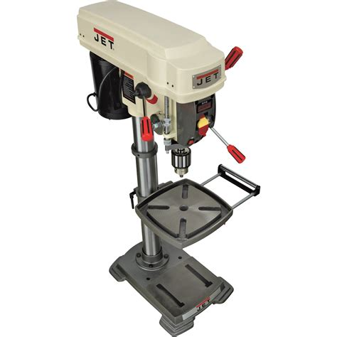 bench top drill jet benchtop drill press 12 quot swing model jdp12 drill