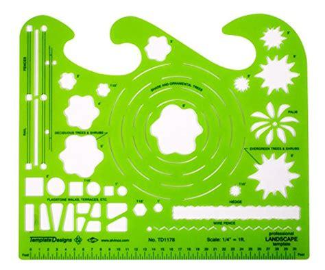 landscape design templates alvin professional landscape design template td1178 cadstore net