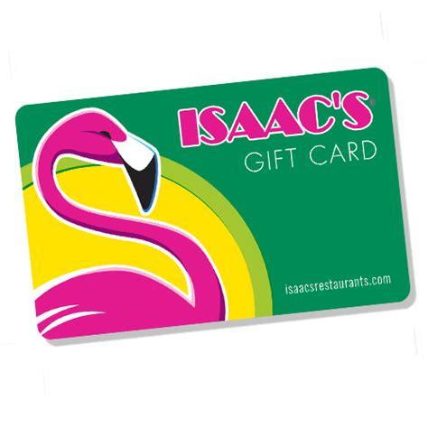 Square Gift Card Balance - isaac s gift cards isaac s restaurants