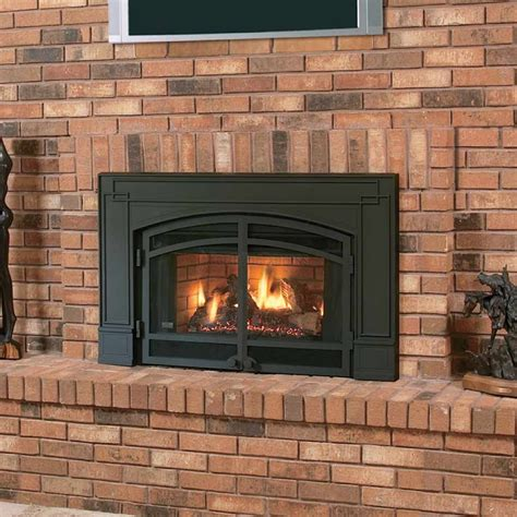 cool fireplace design with various fireplace insert