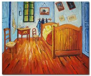 gogh the bedroom painting gogh bedroom painting discount gogh bedroom
