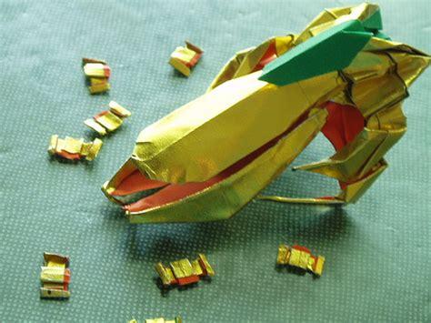 Starcraft Papercraft - starcraft papercraft protoss carrier starfeeder