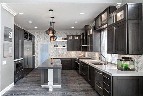 grey kitchen floor ideas grey hardwood floors ideas modern kitchen interior design