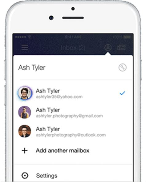 yahoo mail for android updated with gmail support, many