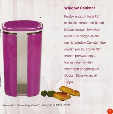 Window Canester Tupperware activity tupperware april 2014 window canister promo
