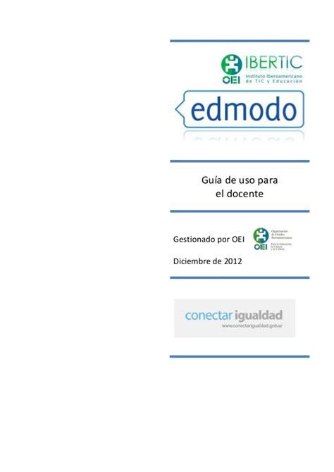 tutorial edmodo slideshare edmodo tutorial docentes 2013
