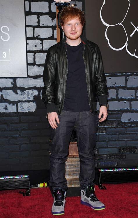 ed sheeran biography mtv ed sheeran photos photos arrivals at the mtv video music