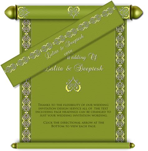Email Wedding Card Templates by All Scroll Style Email Wedding Card Templates Luxury