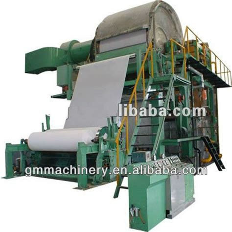 Paper Machinery - china supplier paper mill machinery paper jumbo roll