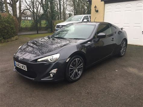 used 2012 toyota gt 86 d 4s for sale in cheshire pistonheads