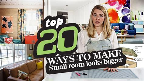 how to make room look bigger 20 organization ideas how to make small room look bigger
