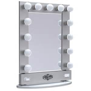 Lighted Vanity Mirror Hill Vanity Lighted Makeup Mirrors This Model Is Only