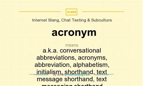 im acronyms instant messaging slang and abbreviations acronym a k a conversational abbreviations acronyms