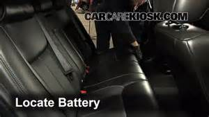 Battery For 2006 Cadillac Cts Battery Replacement 2006 2011 Cadillac Dts 2006